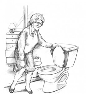 Diabetes may cause frequent urination
