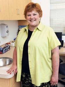 Tamara Dickinson RN