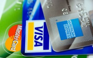 credit cards for donation
