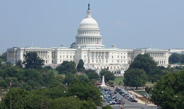 US Capitol building Congress