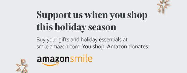 AmazonSmile 2017 Holidays donates to Simon