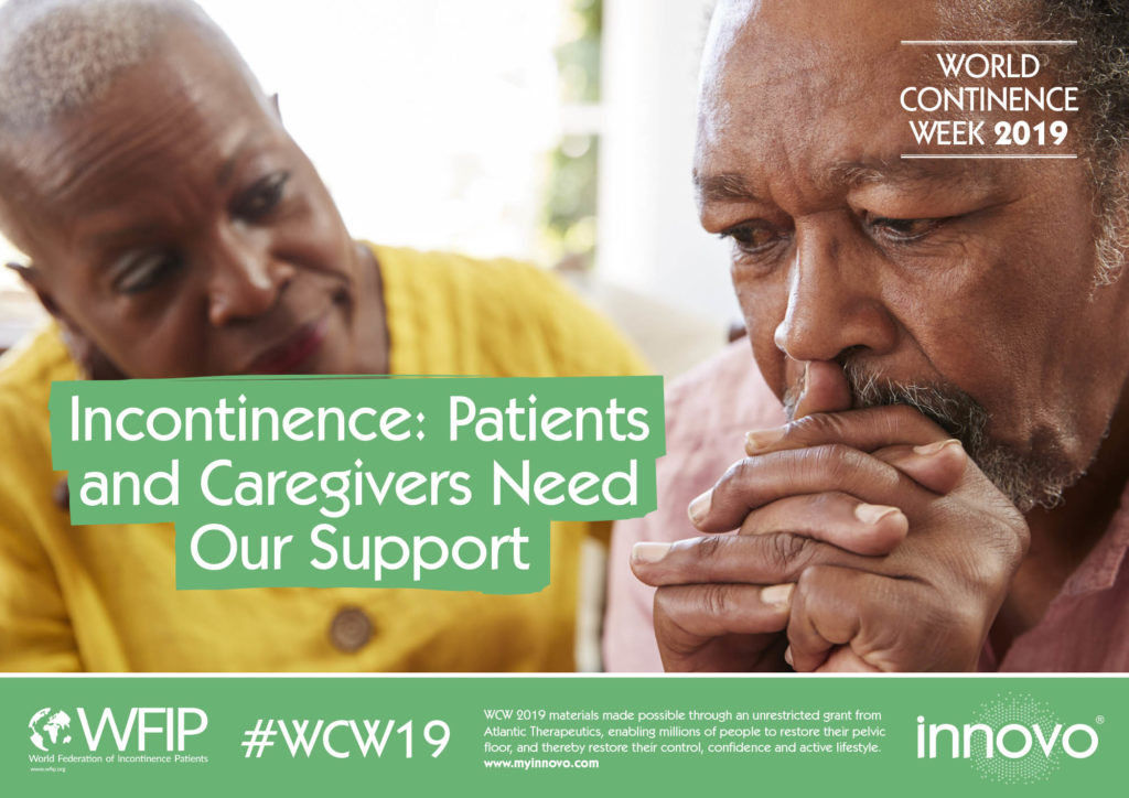 world continence week WCW 2019 education
