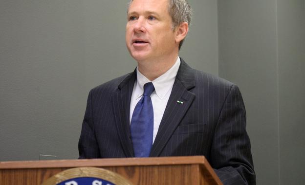 US Senator Mark Kirk