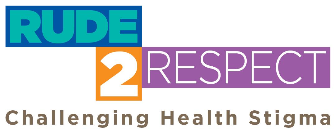 Rude 2 Respect logo