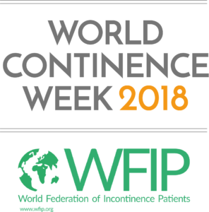 World Continence Week 2018 WCW