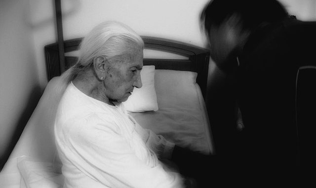 depression elderly nursing home