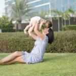 mother post pregnancy